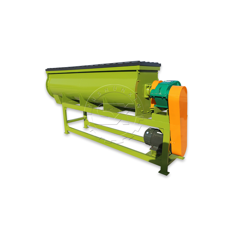 Customized Compost Mixing Equipment for Sale