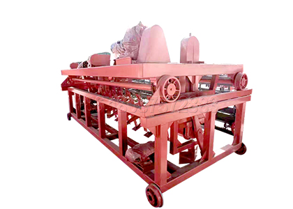 Groove Type Cow Dung Fertilizer Making Machine for Sale