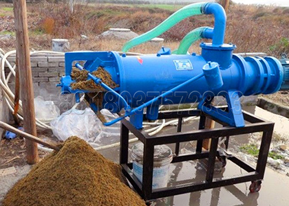 Wheel Type Horse Manure Compost Turning Machine for Sale