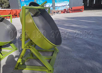 Customized Pan Granulator (Disc Granulator)