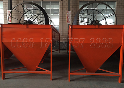 Rotary Fertilizer Screening Machine for Sale
