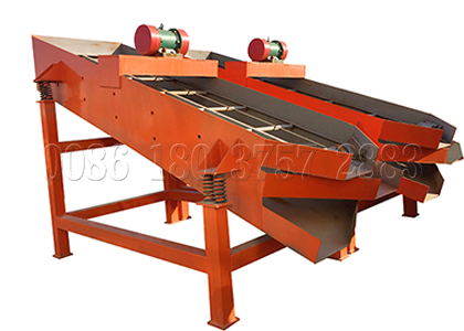 SEEC vibrating fertilizer screener equipment